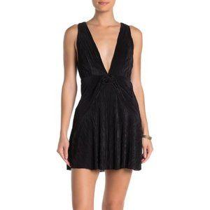 Free People Size 4 Twist and Shout Mini Dress NWT